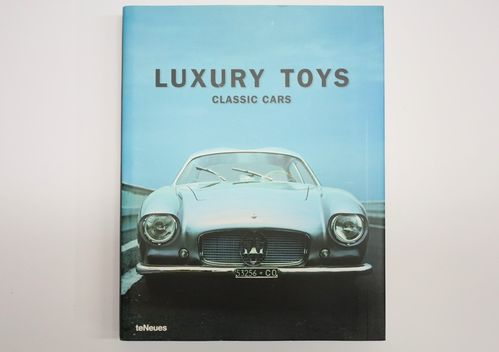 Buch Luxury Toys Classic Cars - Paolo Tumminelli