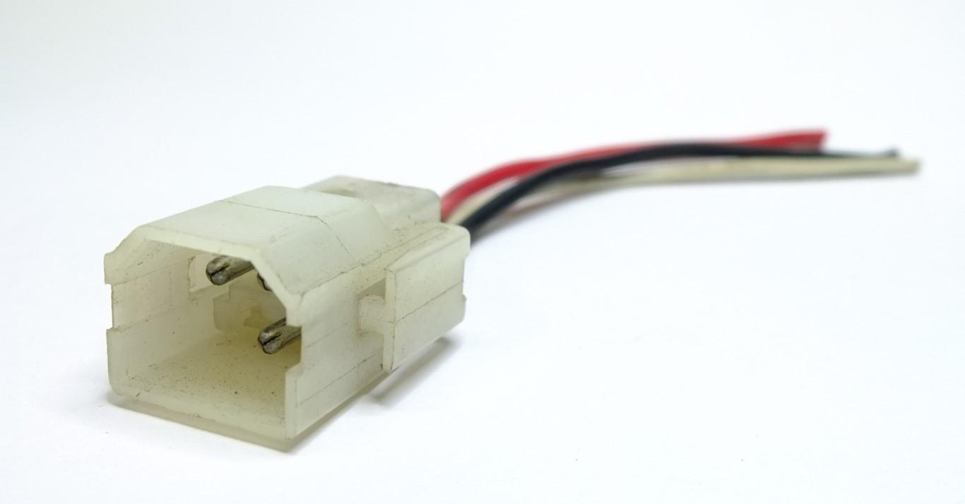 Clarion PE961A Autoradio Stecker Stromanschluss